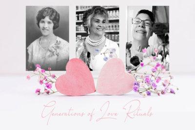 Generations of love rituals