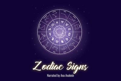 Zodiac signs course